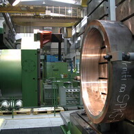 LD 650 - turning of taper thread