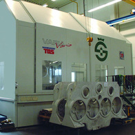 VARIA - manufacturing of mining machine drives