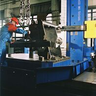 Machining of the tube drilling tool