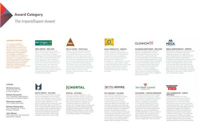 European Business Award 2012/2013