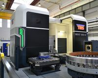 New WHT 110 C machining center