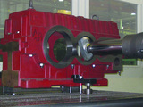 VARIA - full machining of gear box